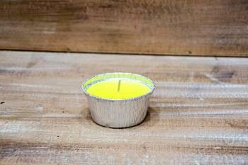 Αντικουνουπικό κερί  8*4 σε κουπάκι