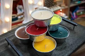 Αρωματικό κερί 8*4 κουπάκι