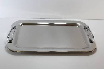 1920 serving tray - INOX 18-C  30 x 44 cm
