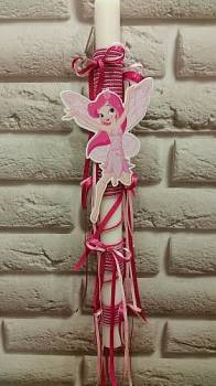 pink  fairy  with  cord