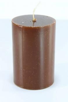 Αρωματικό γυαλιστερό κερί 6.5x10cm με άρωμα κανέλα