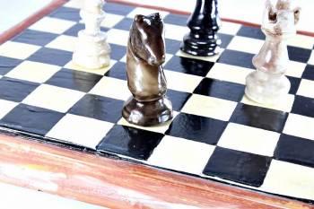 Σκάκι κέρινο 23*23*2.5