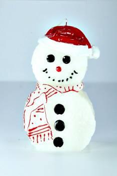 Χιονάνθρωπος όρθιος πρόσωπο σειρά big 10*5*18