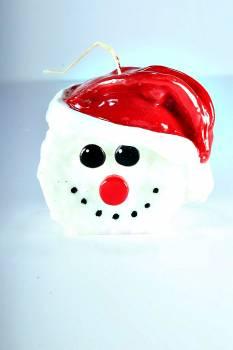 Χιονάνθρωπος όρθιος πρόσωπο σειρά small 8*5*8
