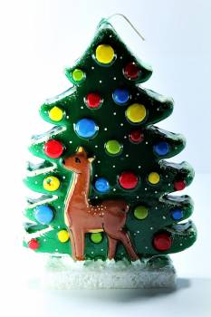 Δέντρο ελάφι πλακέ big 18*4*27