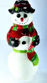 Χιονάνθρωπος μπάλες large 10*28