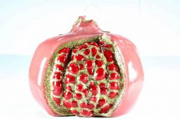Ρόδι κέρινο XL 11*10 S1 Σάπιο μήλο