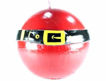 Μπάλα Άγιος Βασίλης με ζώνη XL 16*16