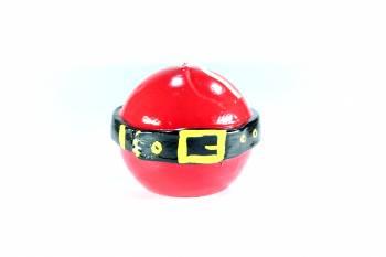 Μπάλα Άγιος Βασίλης με ζώνη SM 9*7
