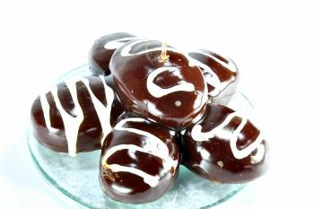 Μελομακάρονα σοκολατένια SM 12*5