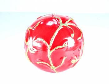 Μπάλα σκαλιστή Sm Π33 Κόκκινη