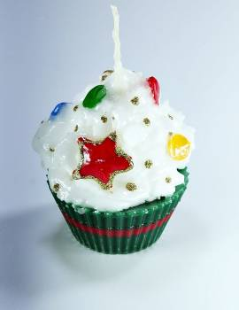Cup Cake Sm αστεράκια 9*7