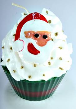 Cup Cake Big Άγιος Βασίλης 11*9
