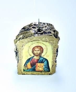 Εικόνα σε κερί Small Χριστός