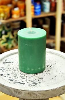 Αρωματικό κερί ματ με άρωμα Σύκο 8x10cm