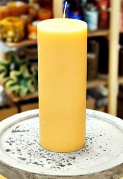 Αρωματικό κερί ματ με άρωμα Χρυσή Ορχιδέα 8x20cm