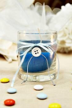 Ποτηράκι 6,50*8 με αρωματικό κερί