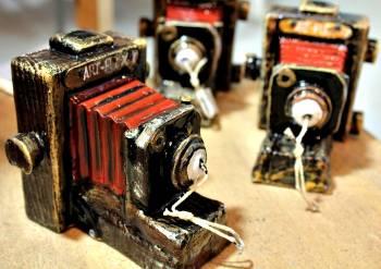 Φωτογραφική μηχανή θάλαμος