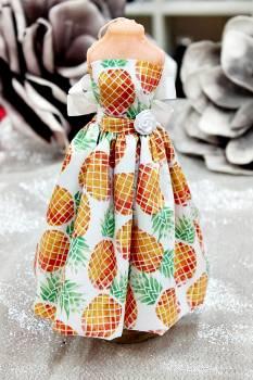 20Β006 Φόρεμα Ανανάς