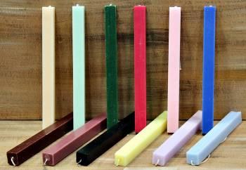 Τετράγωνη big χρωματιστή-αρωματική 25*2*2