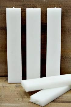 Πλακέ big luxury λευκή 25*4.5*1.5
