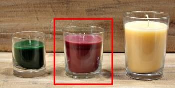 Αρωματικό κερί σε ποτήρι 8.5χ9cm