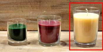 Αρωματικό κερί σε ποτήρι 9χ12cm