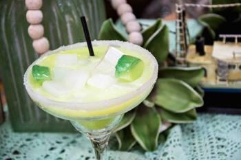 Πασχαλινή λαμπάδα Ποτ κοκτέιλ Margarita