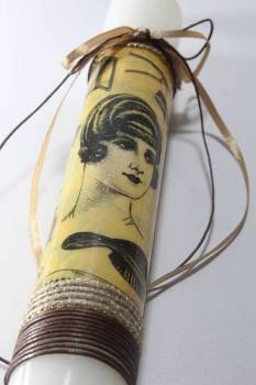 17Ε008 Γυναίκα 1920