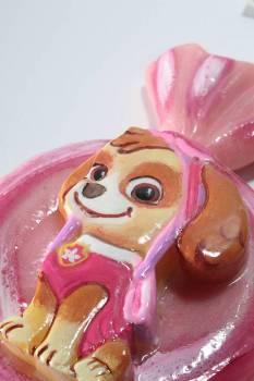 Καραμέλα μικρή Σκυλάκι ροζ