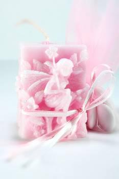 Κερί τετράγωνο νεράιδα 6.5*5*5 cm