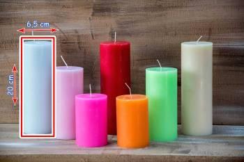 Αρωματικό κερί ματ 6.50x20cm