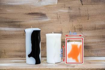 Τυλιχτό,αρωματικό κερί 10*9