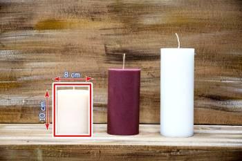 Αρωματικό κερί ματ 8x10cm