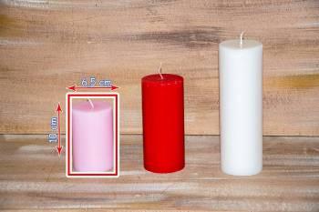 Αρωματικό κερί γυαλιστερό 6.50x10cm