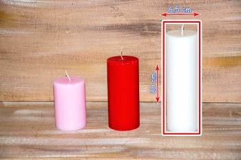Αρωματικό κερί γυαλιστερό 6.50x20cm