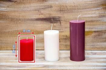 Αρωματικό κερί γυαλιστερό 8x10cm