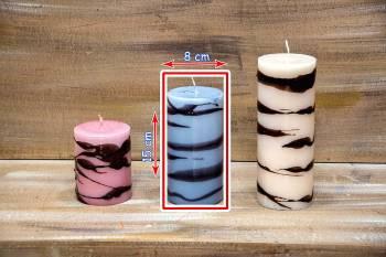 Αρωματικό κερί abstract 8x15cm