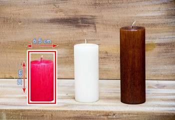 Αρωματικό κερί σαγρέ 6.50x10cm