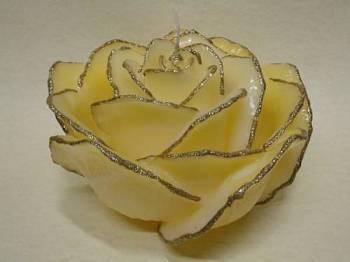 Τριαντάφυλλο διπλό κίτρινο-χρυσό