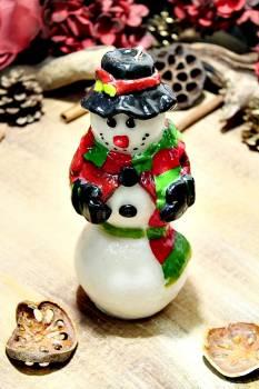 Χιονάνθρωπος μπάλες med 9*23